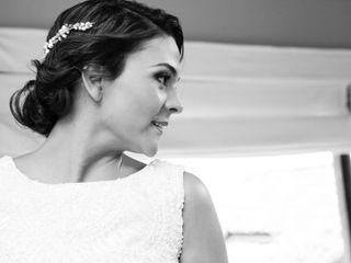 El matrimonio de Daniela y Jose Andrés 3