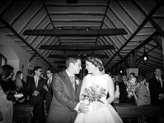 El matrimonio de Daniela y Jose Andrés