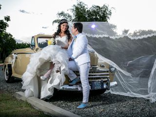 El matrimonio de Cynthia y Julian