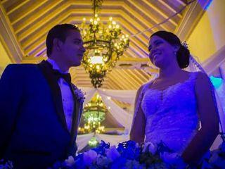 El matrimonio de Lizeth  y Fabian  1