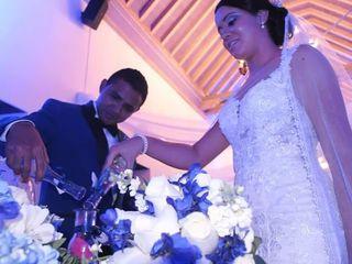 El matrimonio de Lizeth  y Fabian  3
