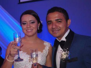 El matrimonio de Lizeth  y Fabian