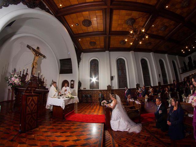 El matrimonio de Diego y Cristina  en San Juan de Pasto, Nariño 2