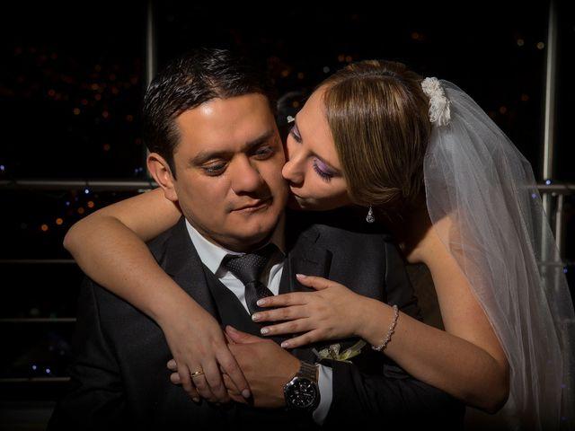 El matrimonio de Cristina  y Diego