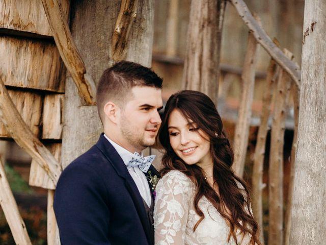 El matrimonio de David y María Alejandra  en Rionegro, Antioquia 4