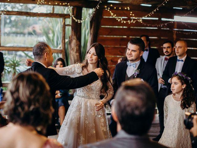 El matrimonio de David y María Alejandra  en Rionegro, Antioquia 10