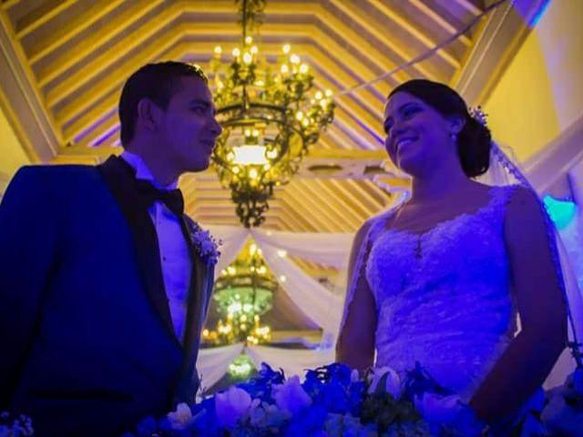 El matrimonio de Fabian  y Lizeth  en Cartagena, Bolívar 1