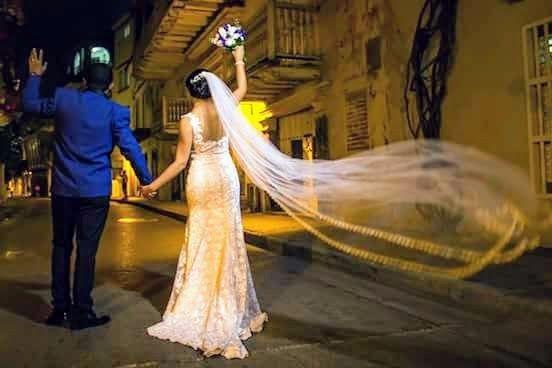 El matrimonio de Fabian  y Lizeth  en Cartagena, Bolívar 8