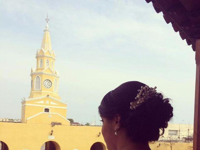 El matrimonio de Fabian  y Lizeth  en Cartagena, Bolívar 10