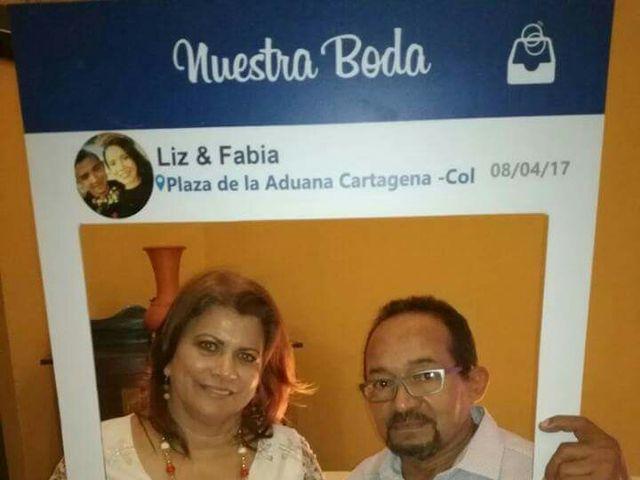 El matrimonio de Fabian  y Lizeth  en Cartagena, Bolívar 19