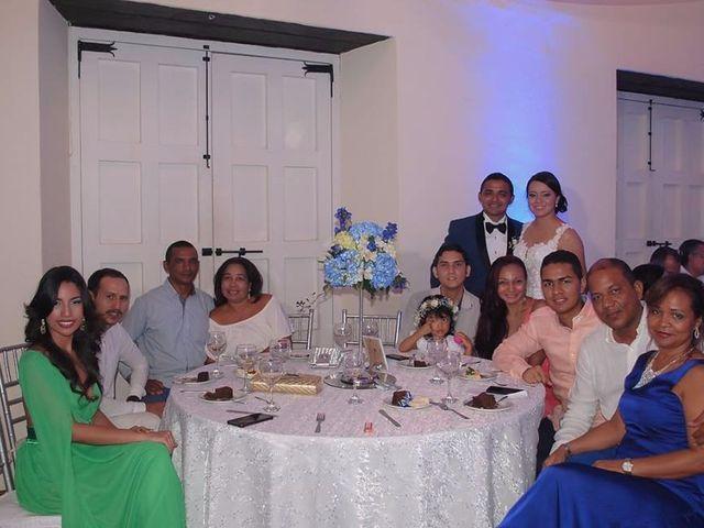 El matrimonio de Fabian  y Lizeth  en Cartagena, Bolívar 29