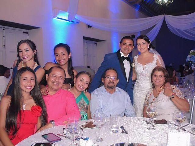 El matrimonio de Fabian  y Lizeth  en Cartagena, Bolívar 32