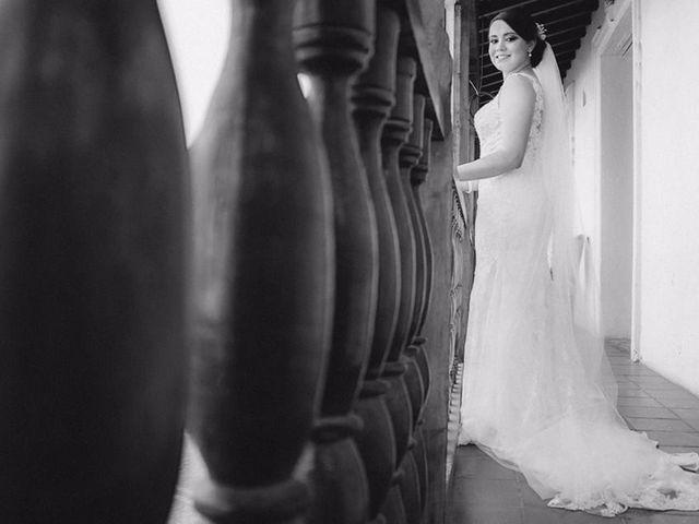 El matrimonio de Fabian  y Lizeth  en Cartagena, Bolívar 34