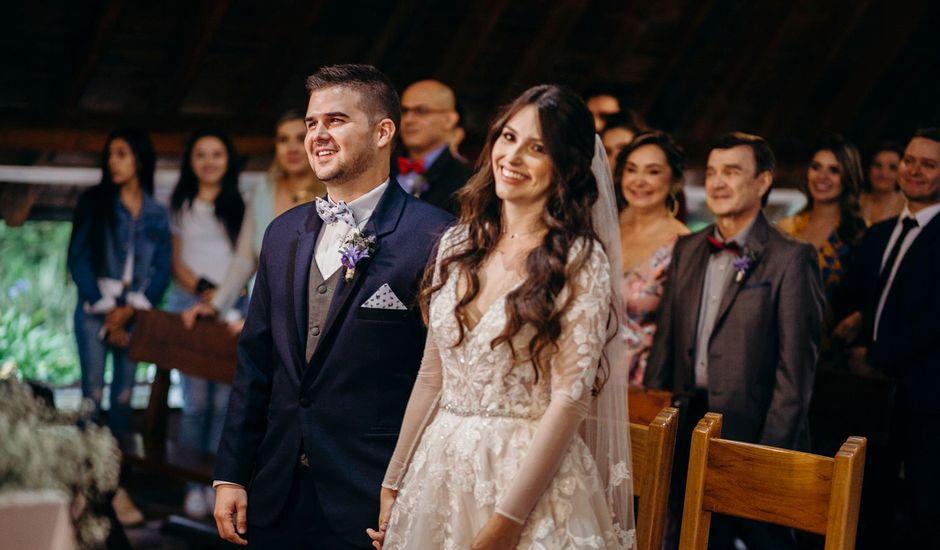 El matrimonio de David y María Alejandra  en Rionegro, Antioquia