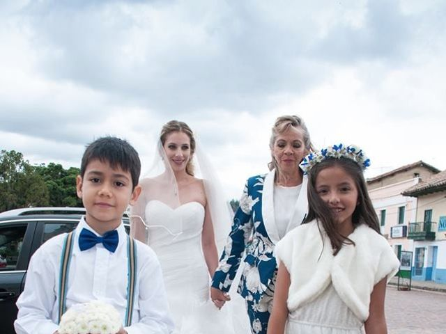 El matrimonio de Jorge y Laura en Villa de San Diego de Ubaté, Cundinamarca 9