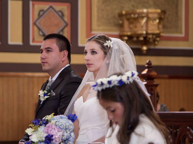 El matrimonio de Jorge y Laura en Villa de San Diego de Ubaté, Cundinamarca 12