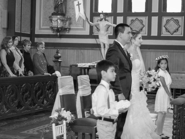 El matrimonio de Jorge y Laura en Villa de San Diego de Ubaté, Cundinamarca 15