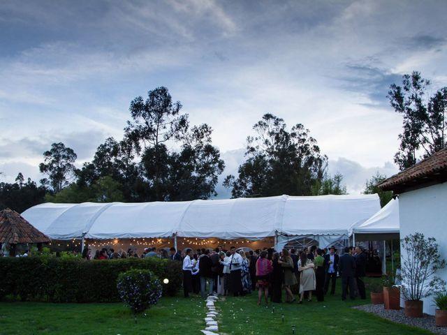 El matrimonio de Jorge y Laura en Villa de San Diego de Ubaté, Cundinamarca 20