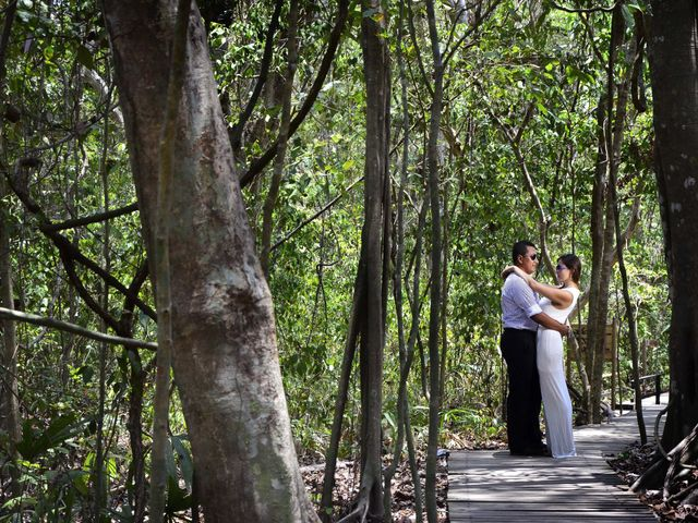 El matrimonio de Sergio y Sonia en Santa Marta, Magdalena 1