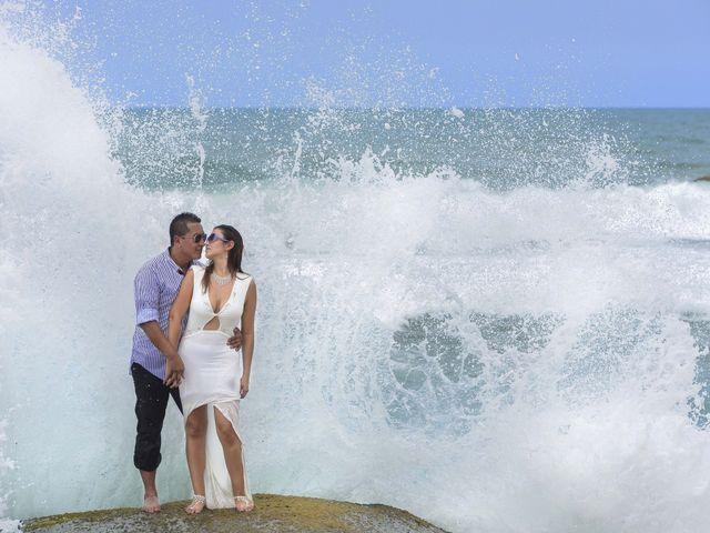 El matrimonio de Sergio y Sonia en Santa Marta, Magdalena 8