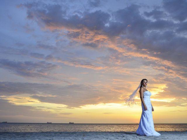 El matrimonio de Sergio y Sonia en Santa Marta, Magdalena 45