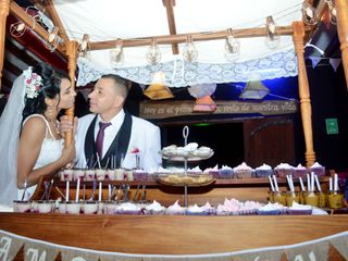 El matrimonio de Marelin y Alejandro