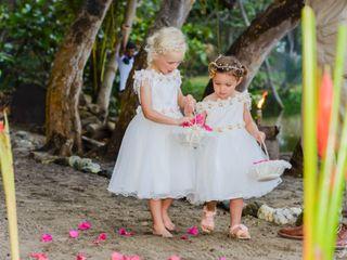 El matrimonio de Adriana  y Thomas 1