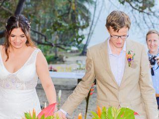 El matrimonio de Adriana  y Thomas