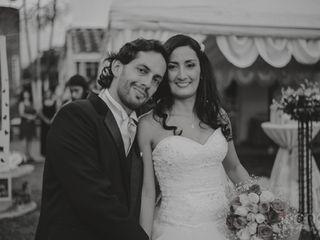 El matrimonio de Angela y Iván