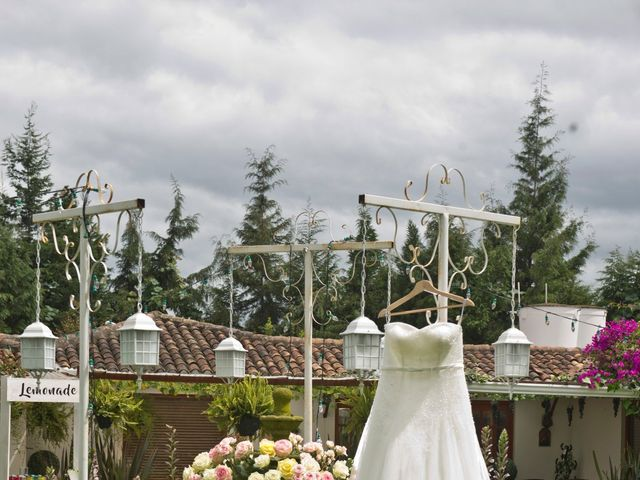 El matrimonio de Willy y Jimena en Cota, Cundinamarca 3