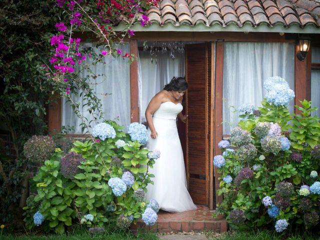 El matrimonio de Willy y Jimena en Cota, Cundinamarca 6