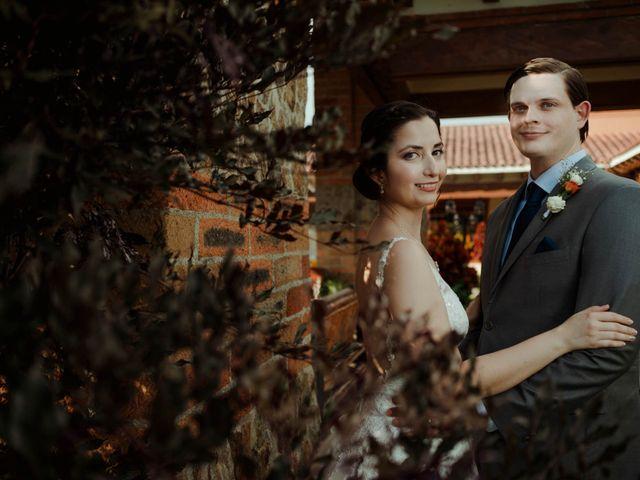 El matrimonio de Nataly y Eric
