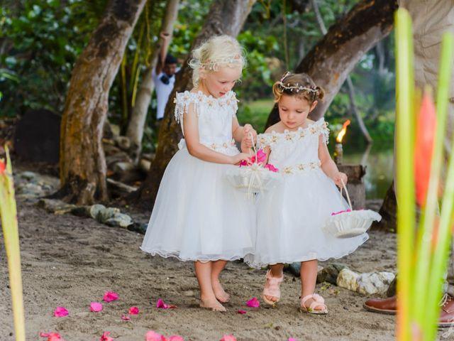 El matrimonio de Thomas y Adriana  en Santa Marta, Magdalena 1