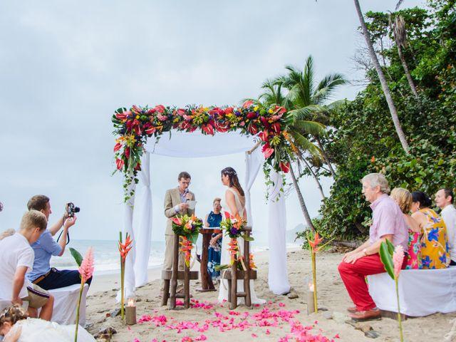 El matrimonio de Thomas y Adriana  en Santa Marta, Magdalena 3