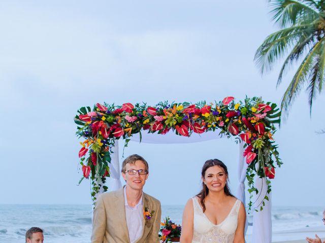 El matrimonio de Thomas y Adriana  en Santa Marta, Magdalena 4
