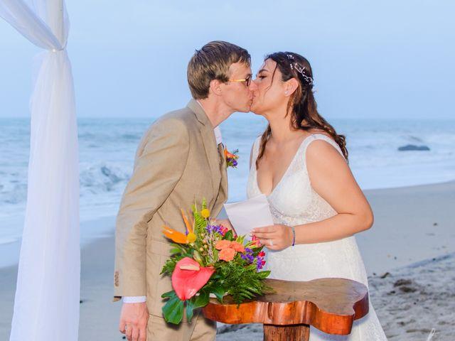 El matrimonio de Thomas y Adriana  en Santa Marta, Magdalena 6