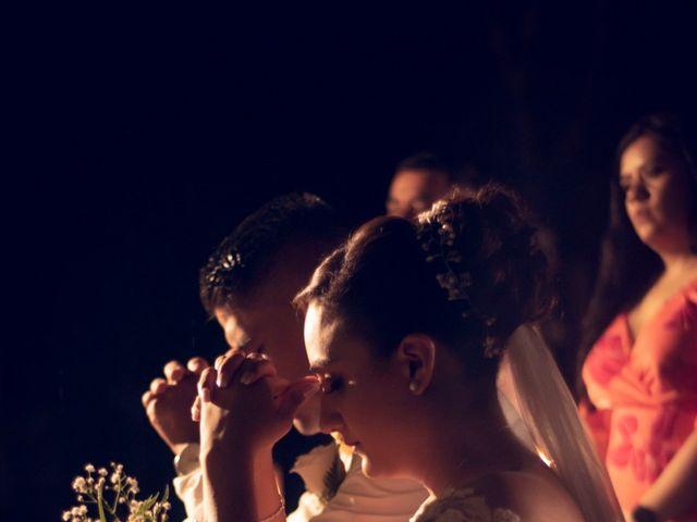 El matrimonio de Javier  y Melissa  en La Dorada, Caldas 5