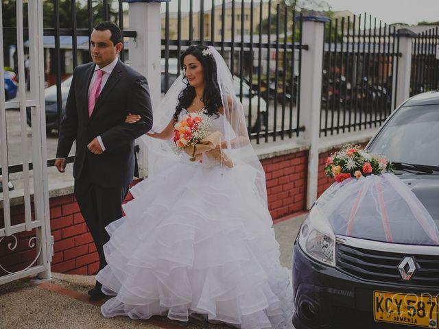 El matrimonio de Iván y Angela en Armenia, Quindío 13