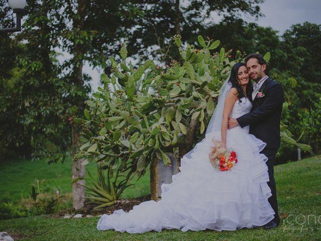 El matrimonio de Iván y Angela en Armenia, Quindío 24