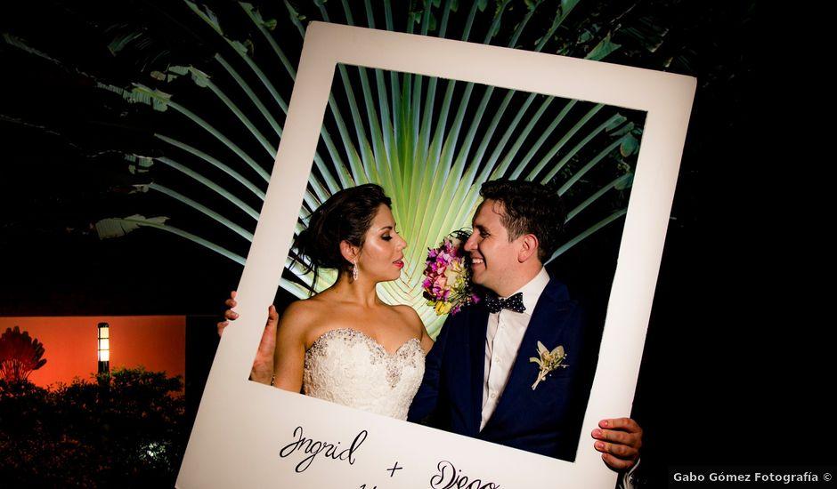 El matrimonio de Diego y Ingrid en Anapoima, Cundinamarca