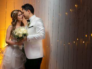 El matrimonio de Erick y Catalina