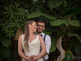 El matrimonio de María   y Adrian