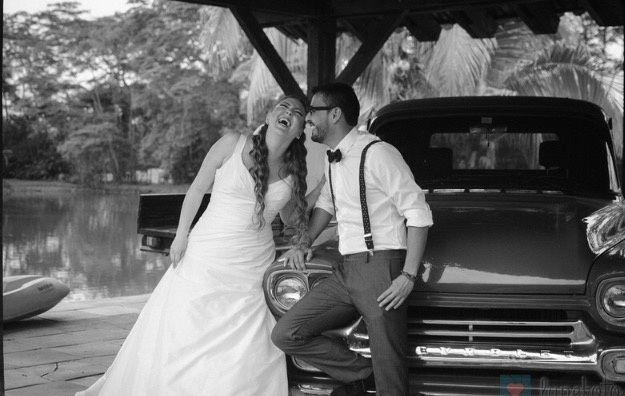 El matrimonio de Adrian y María   en Villavicencio, Meta 4