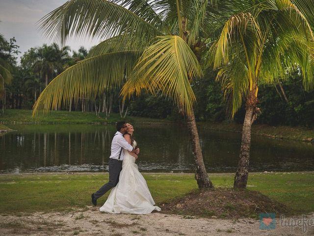 El matrimonio de Adrian y María   en Villavicencio, Meta 7