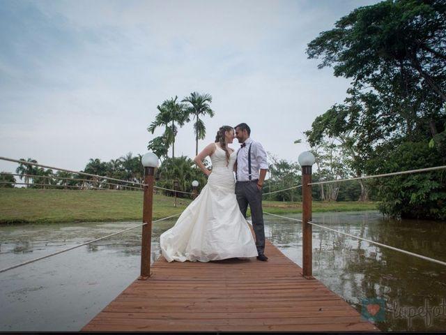 El matrimonio de Adrian y María   en Villavicencio, Meta 8
