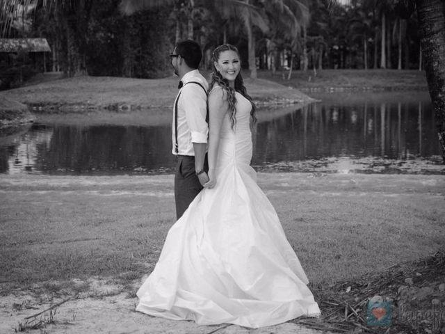 El matrimonio de Adrian y María   en Villavicencio, Meta 9