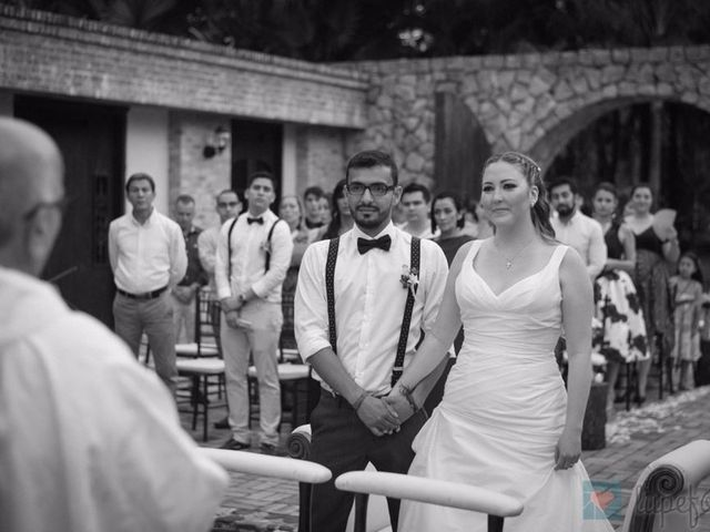 El matrimonio de Adrian y María   en Villavicencio, Meta 12