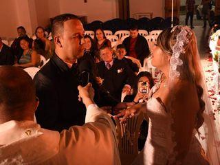 El matrimonio de Tania y Andrés 1