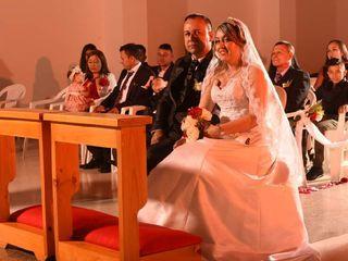 El matrimonio de Tania y Andrés 3