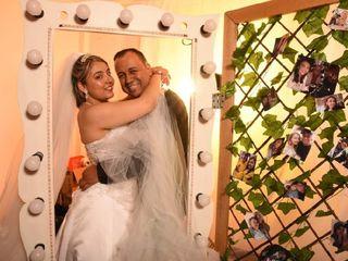 El matrimonio de Tania y Andrés